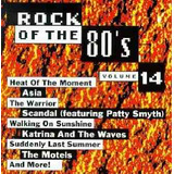 Cd   Rock 80 s = Oufield  Scandal  Motels  Katrina & Waves