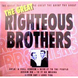 Cd   The Righteous Brothers  c  Bill Medley  = The Great  im