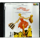 Cd   The Sound Of Music  1965  Trilha Filme A Noviça Rebelde