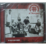 Cd  :  D   Naipes      Novo E Lacrado     B131b173