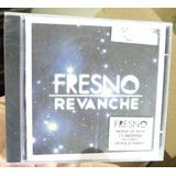 Cd      Fresno     Revanche       Novo  Lacrado
