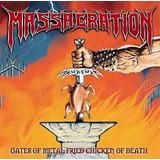 Cd      Massacration   Gates Of Metal Fried Chi      B150