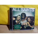 Cd    All Saints   1998    Lindo   Importado