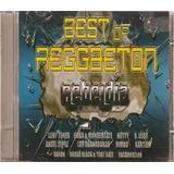 Cd    Best Of Reggaeton   Rebeldia