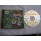 Cd    Carrapicho   Trilha Sonora Original