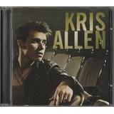 Cd    Kris Allen   2009    Importado