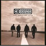 Cd   3 Doors Down   The Greatest Hits   Lacrado