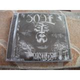 Cd   509 E Mm Ii Dc Depois De Cristo Album De 2002 Lacrado