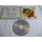 Cd   A Música Do Olodum   Banda Reggae