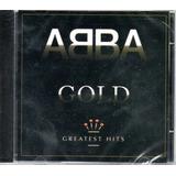 Cd   Abba   Gold   Greatest Hits   Lacrado