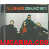 Cd   Ace Of Base   Greatest Hits   Lacrado