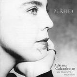 Cd   Adriana Calcanhoto   Perfil   Lacrado