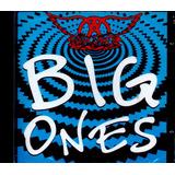 Cd   Aerosmith   Big Ones   Lacrado