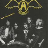 Cd   Aerosmith   Get Your Wings   Importado