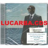 Cd   Akon   Brazilian Edition   Lacrado