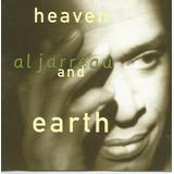 Cd   Al Jarreau   Heaven And Earth   Importado E Lacrado