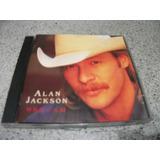 Cd   Alan Jackson Who I Am Album De 1997