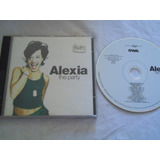 Cd   Alexia   The Party   Rock Pop Internacional