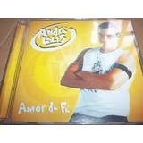 Cd   André Lelis Amor De Fé 2003