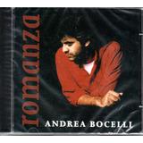 Cd   Andrea Bocelli   Romanza   Lacrado