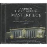 Cd   Andrew Lloyd Webber   Masterpiece   Lacrado