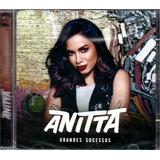 Cd   Anitta   Grandes Sucessos   Lacrado