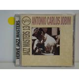 Cd   Antonio Carlos Jobim   Jazz Marters 13   Importado