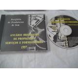Cd   Anuario Brasileiro De Propaganda Serviços E Fornecedore