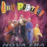 Cd   Art Popular   Nova Era   1996   Gravadora Emi