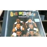 Cd   Art Popular   Sambapopbrasil   1997