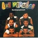 Cd   Art Popular   Sambapopbrasil