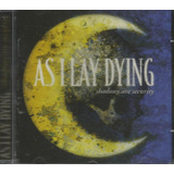 Cd   As I Lay Dying   Shadows Are Security   Lacrado