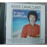 Cd   Assis Cavalcanti   No Ritmo De Roberto Carlos   B251