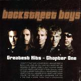 Cd   Backstreet Boys   Greatest Hits   Chapter One   Lacrado