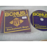 Cd   Backstreet Boys   Rock Pop Internacional