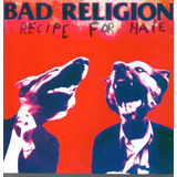 Cd   Bad Religion   Recipe For Hate   Lacrado