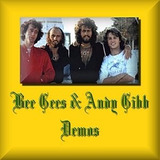 Cd   Bee Gees & Andy Gibb Demos