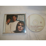 Cd   Belle And Sebastian Sing Jonathan David