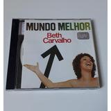 Cd   Beth Carvalho   Mundo Melhor