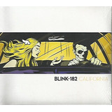 Cd   Blink 182   California   Digipack E Lacrado