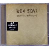 Cd   Bon Jovi   Burning Bridges   Lacrado