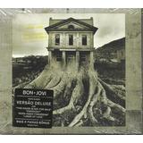 Cd   Bon Jovi   This House Is Not For Sale   De Luxe  Lacrad