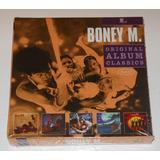 Cd   Boney M   Box Com 05 Cds