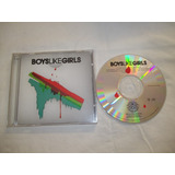 Cd   Boys Like Girls   The Great Escape