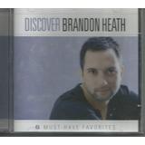 Cd   Brandon Heath   Discover   Lacrado