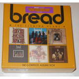 Cd   Bread   Box Com 6 Cds   The Complete Albums