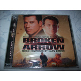 Cd   Broken Arrow   Hans Zimmer   2 Cds   Importado