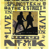 Cd   Bruce Springsteen   Live In New York   Duplo Imp Lacrad