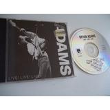 Cd   Bryan Adams   Live Live Live