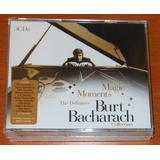 Cd   Burt Bacharach   Magic Moments   3 Cds